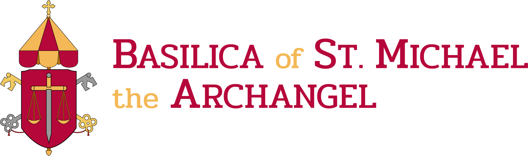 Bascilica of St. Michael logo